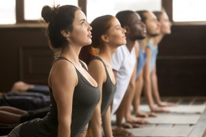 learn how consistent yoga practice can help transform your life